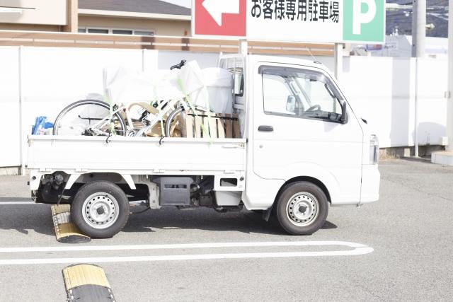 【不用品回収業者】軽トラや2トントラック積み放題パックを選ぶ際の注意点